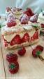 Himbeer- Erdbeer- Vanilletörtchen