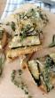 Schnell gemacht und frisch aus dem Ofen…Zucchini- Pizza mit Ziegenkäse