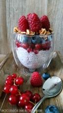 Chia- Pudding mit Beeren- Mix