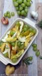 Herbstlich- Kartoffel- Birnen- Trauben