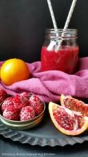Rote- Bete- Blutorangen- Smoothie
