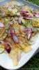 Zucchini & Fenchel mariniert