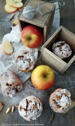 Apfel- Zimt- Pop- Overs